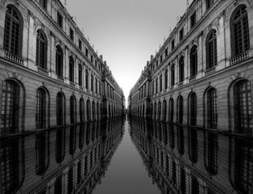 Vanishing Reflections