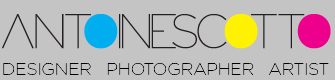 Antoine Scotto | Vancouver Graphic Designer Photographer and Artist Logo