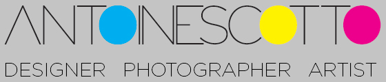 Antoine Scotto | Vancouver Graphic Designer Photographer and Artist Retina Logo