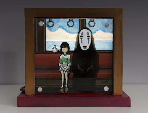 Spirited Away and Caricature