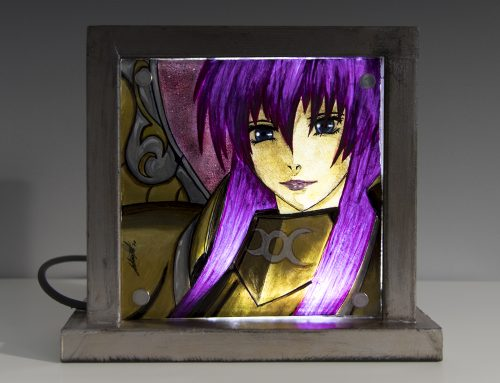 Saori Goddess Athena