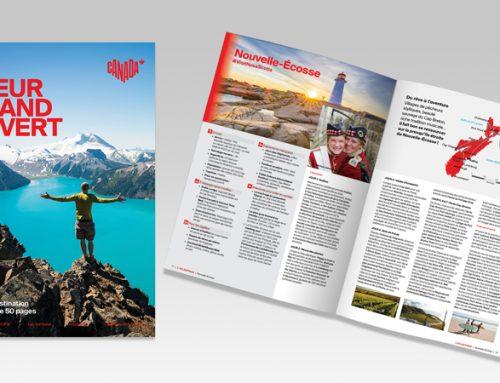 France-Canada Brochure